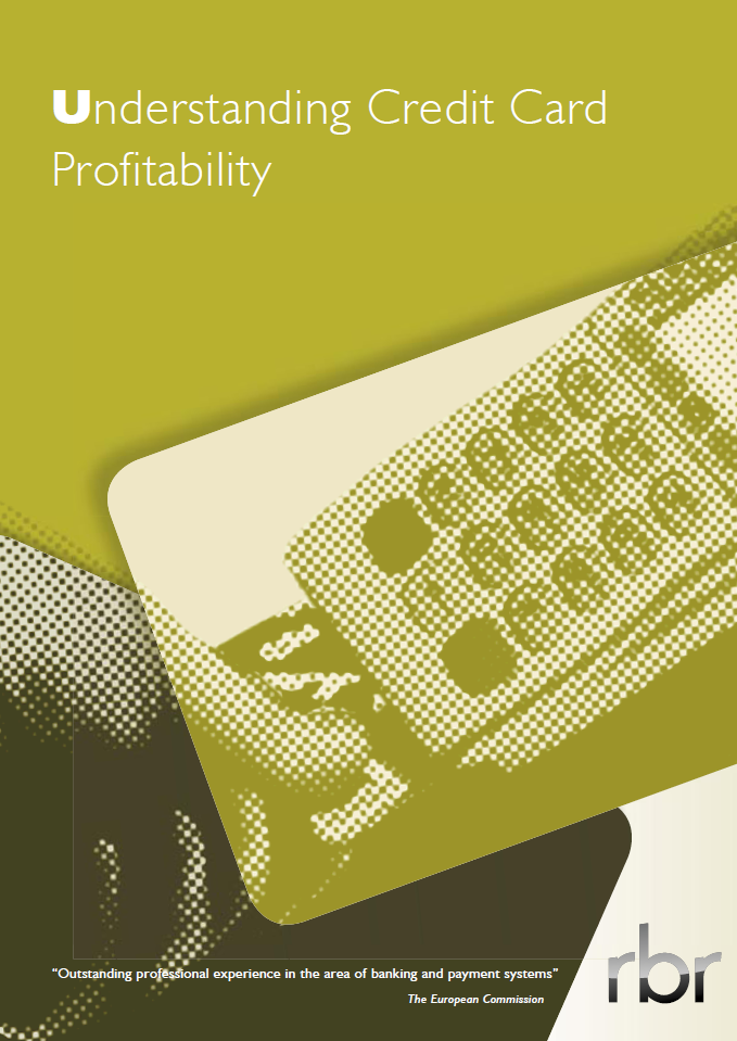 Understanding Credit Card Profitability : RBR